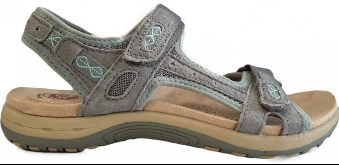 Sandale dama sport Earth Spirit 30231 gri