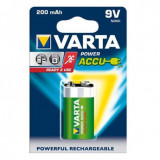 Varta 9V E-Block 200mAh Baterie reincarcabila Conținutul pachetului 1x Blister