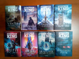 Stephen King - seria Turnul intunecat ( 8 titluri - fantasy)
