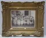 Grup de tinere, Foto perioada interbelica