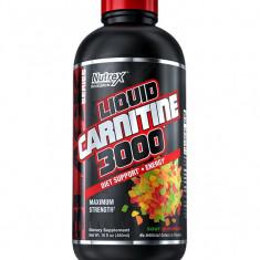 Nutrex Carnitina lichida, 3000 mg, 480 ml
