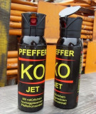 Spray paralizant KO piper Autoaparare Jet 100ml Pfeffer Germania