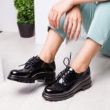 Pantofi dama casual negri Moonglow