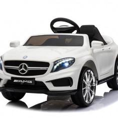 Masinuta electrica Mercedes GLA 45 2x30W STANDARD Alb