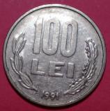 A4715 100 lei 1991