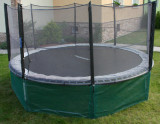Cumpara ieftin Protectie pentru baza trambulinei 244 cm