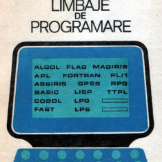 Îndrumător de limbaje de programare