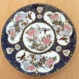 Farfurie - decorativa / de colectie - portelan Japonia