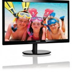 Monitor Philips LCD 246V5LSB Glossy Black