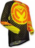 Tricou motocross Moose Racing Qualifier culoare portocaliu/verde florescent mari Cod Produs: MX_NEW 29104466PE