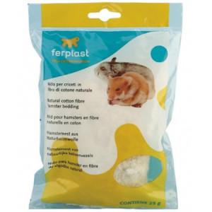 Ferplast Culcus Hamster FPU 4630, bumbac natural
