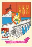 România, LP 942/1977, Stemele judeţelor (E-V), (uzuale), c.p. maximă, Neamţ