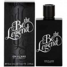 Oriflame Be the Legend eau de toilette pentru bărbați 75 ml