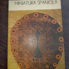 MINIATURA SPANIOLA-Virginia Cartianu