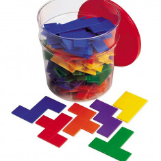 Set forme geometrice - Pentomino PlayLearn Toys, Learning Resources