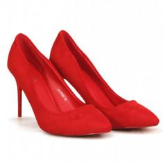 PDS111-3 Pantofi eleganti cu toc inalt