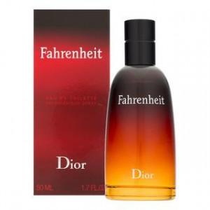 Christian Dior Fahrenheit eau de Toilette pentru barbati 50 ml
