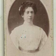 Fotografie pe carton Ambrus Antal Brasov - anii 1900