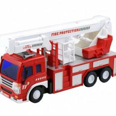 Masina de pompieri cu radio comanda - Masinuta de jucarie cu telecomanda 512416