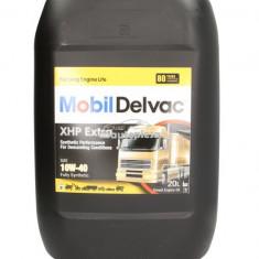 Ulei motor camion MOBIL DELVAC XHP EXTRA 10W40 20L DXHP10W4020