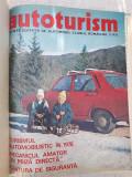 Revista Autoturism 1978 1979 24 numere ACR