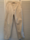 Pantaloni barbati BURBERRY, mas. 52 2+1 gratis, Bej, Lungi