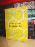 V. PETRUS - ATELIERUL STUPARULUI ( APICULTURA ) , 1967