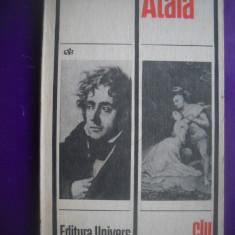 HOPCT  ATALA /CHATEAUBRIAND - 1973 182   PAGINI