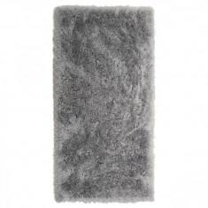 Covor dormitor Wuhan Chip Shaggy, dreptunghiular, 80 x 150 cm