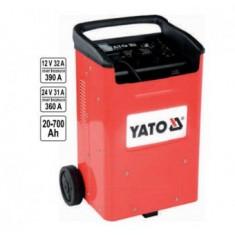 Robot de pornire auto Yato 12V / 24V 20-700Ah, YATO, YT-83061