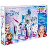 Joc de masa Frozen Craft Castel, 48 piese, 4 ani+