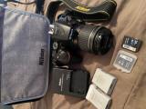 Nikon D5600 +accesorii