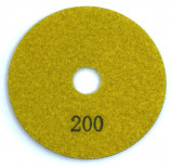 Paduri / dischete diamantate pt. slefuire uscata #200 125mm Super Premium -...