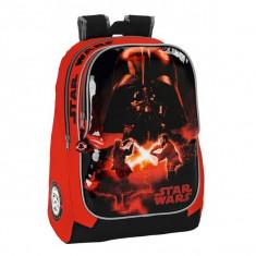 Ghiozdan tip rucsac scoala Star Wars Darth Vader
