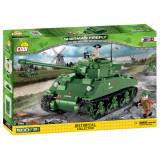Set de construit Cobi, World War II, Tanc Sherman Firefly (500 pcs)