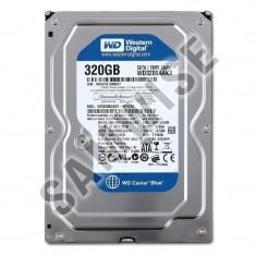 Hard disk 320GB WESTERN DIGITAL BLUE SATA3, Buffer 16MB, WD3200AAKX