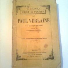 CHOIX DE POESIES  ~ PAUL VERLAINE