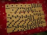 Joc domino vechi are 27 piese din bachelita i