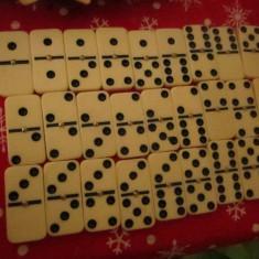 joc domino vechi are 27 piese din bachelita provine din colectie anticar i
