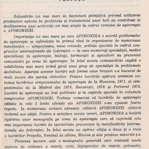 Produsele stupului Apimondia HARNAJ 1983