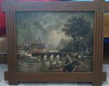 PICTURA ULEI NESEMNATA, Marine, Impresionism, ART