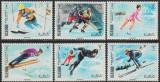 1970 Ras Al Khaima, Jocurile Olimpice de Iarna Sapporo, serie nestampilata MNH