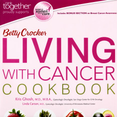 Living with Cancer Cookbook