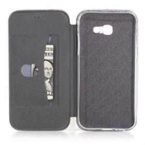 Husa Apple iPhone X, Elegance Luxury Carte Negru