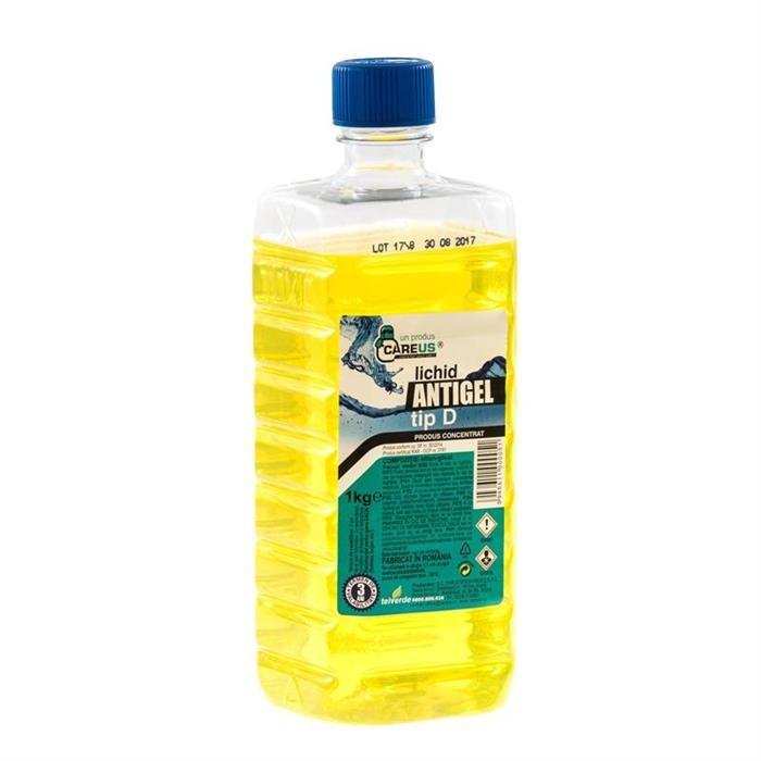 Antigel concentrat tip D galben 1kg 8189