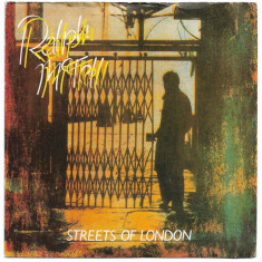 Disc vinil - Ralph McTell - Streets of London - anul 1980