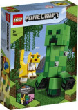 LEGO Minecraft, Creeper BigFig si Ocelot 21156