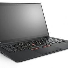 Laptop Refurbished Lenovo X1 Carbon(Procesor Intel® Core™ i7-6600U (4M Cache, up to 3.4 Ghz), 16GB, 256GB SSD M.2, 14.0 inch, Intel HD Graphics 520, W