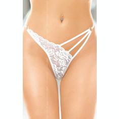 Bikini alb/ SM