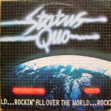 VINIL Status Quo – Rockin' All Over The World (VG)
